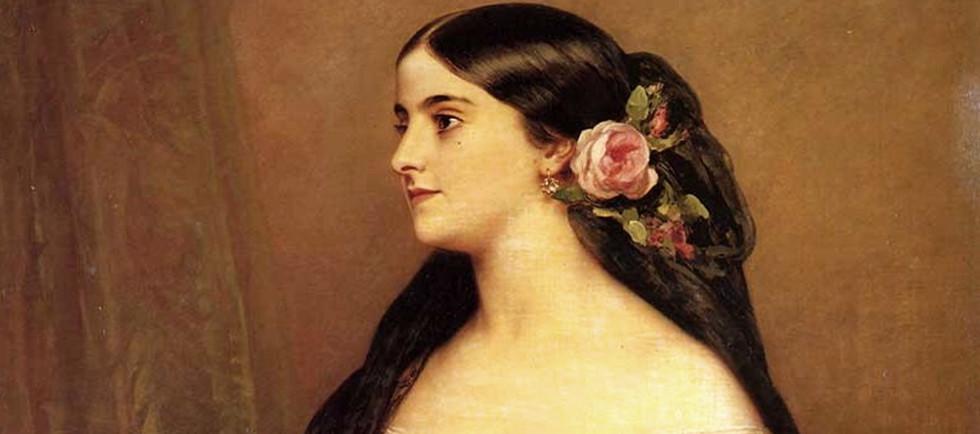 "ALT=""Adelina Patti Portrait"""